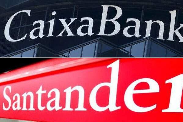 santander-vs-la-futura-caixabank:-el-duelo-en-la-banca-espanola